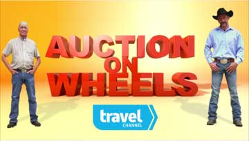 Auction on Wheels